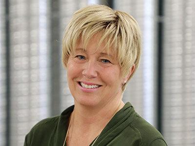 Ann Hennemuth, Office Manager