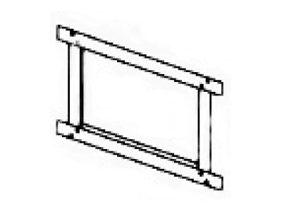 Return Air Frames Metal
