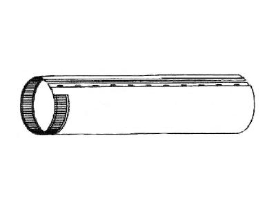 Round Pipe 5'